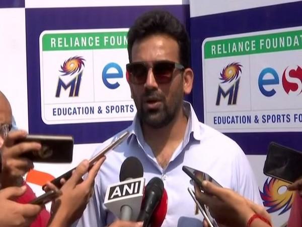 Zaheer Khan, Mumbai Indians' Director of Cricket Operations. (File image)