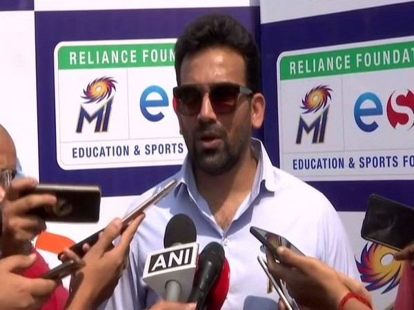 Zaheer Khan, Mumbai Indians' Director of Cricket Operations (file image)