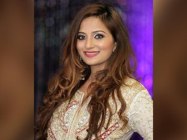 Former Miss Pakistan World Zanib Naveed
