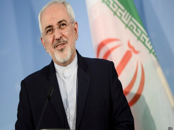 Iranian Foreign Minister Javad Zarif (file photo)