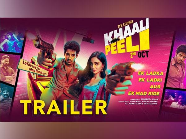 Zee Studios - Fun Trailer of Khaali Peeli