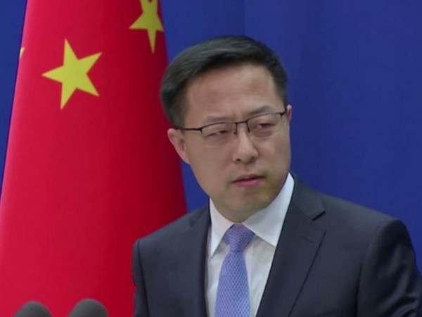 Chinese Ministry of Foreign Ministry Spokesperson Zhao Lijian