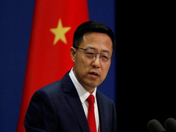 Chinese Foreign Ministry spokesperson Zhao Lijian (Fule Photo)