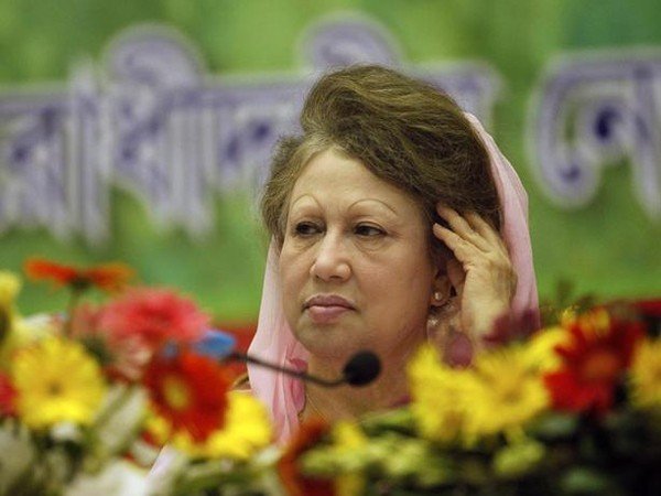 Bangladesh Nationalist Party Chairperson Khaleda Zia (File photo)