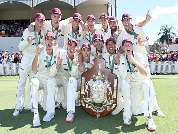 Queensland win Sheffield Shield (Photo/ cricket.com.au Twitter)