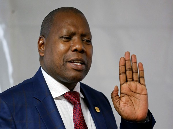 South African Health Minister Zweli Mkhize (Photo Credit - Reuters)