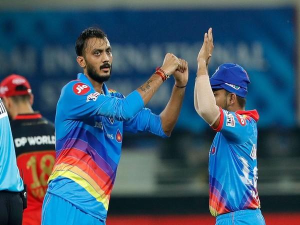 Delhi Capitals all-rounder Axar Patel (Photo/ iplt20.com)