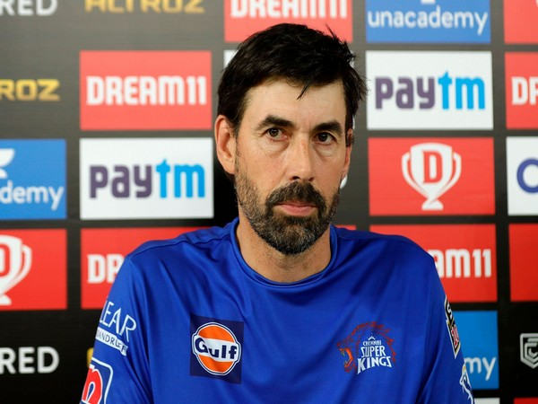 CSK coach Stephen Fleming. (Photo/ iplt20.com)