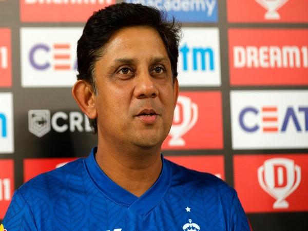 Rajasthan Royals' spin bowling coach Sairaj Bahutule (Photo/ iplt20.com)