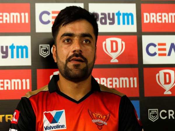 SRH's Rashid Khan. (Photo/ iplt20.com)
