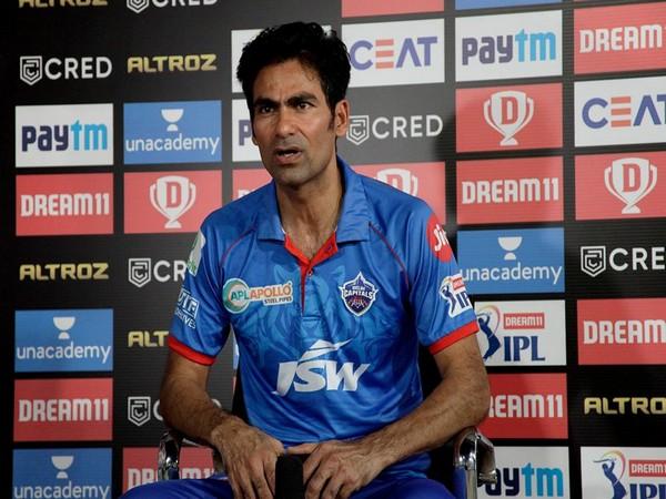 Delhi Capitals' assistant coach Mohammad Kaif (Photo/ iplt20.com)