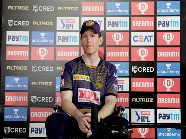 KKR batsman Eoin Morgan. (Photo/ iplt20.com)
