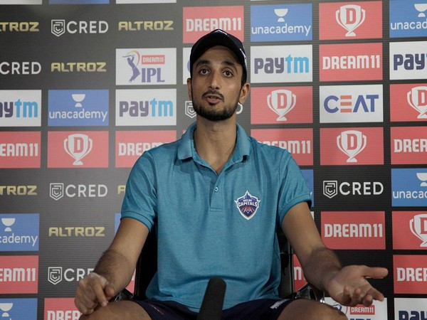 Delhi Capitals' all-rounder Harshal Patel (Photo/ iplt20.com)