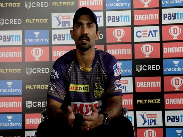 KKR skipper Dinesh Karthik. (Photo/ iplt20.com)