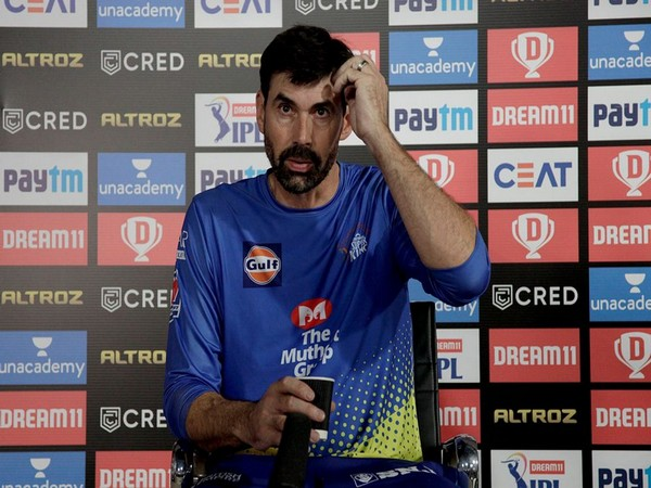 CSK coach Stephen Fleming (Photo/ iplt20.com)
