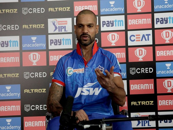Delhi Capitals' opening batsman Shikhar Dhawan. (Photo/ iplt20,com)