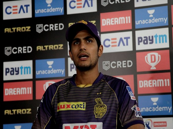 KKR's Shubman Gill (Photo/ iplt20.com)