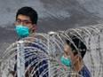 Jailed Hong Kong activist gets new prison term over Tiananmen Square vigil