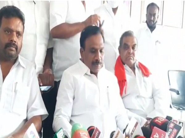 DMK leader A Raja (File Photo)