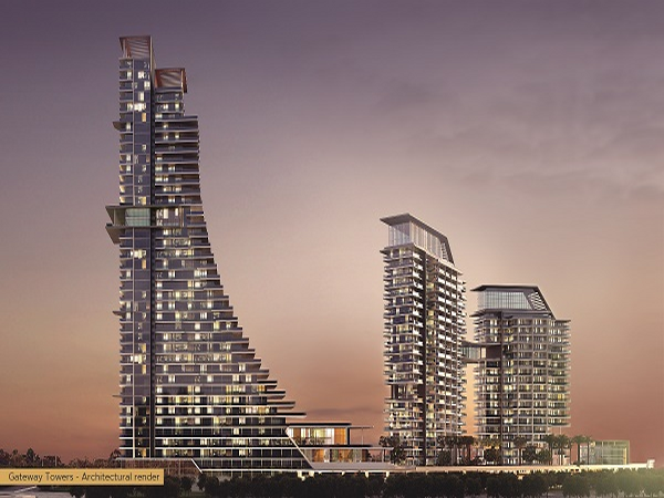 Amanora Gateway Towers