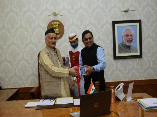Maharashtra governor Bhagat Singh Koshiyari launched 'Chemo Recovery Kits'.