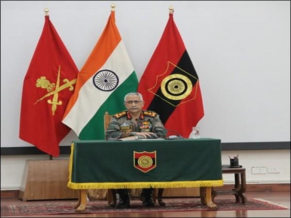 Indian Army chief General MM Naravane