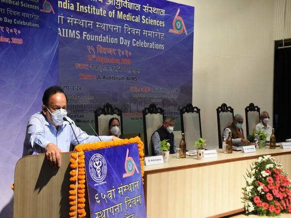 Dr Harsh Vardhan, Union Health Minister