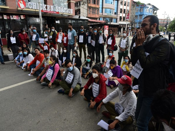 Protests in Nepal