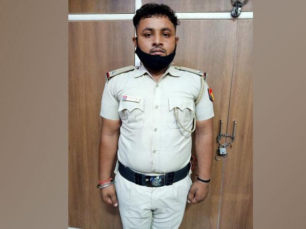 Civil defence personnel Kishan Yadav.