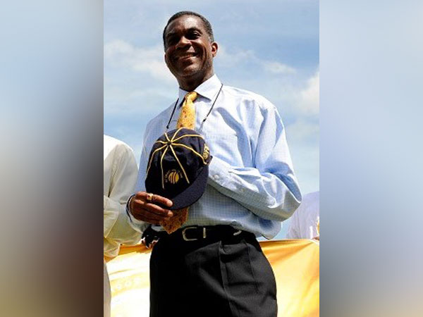 Former West Indies pacer Michael Holding