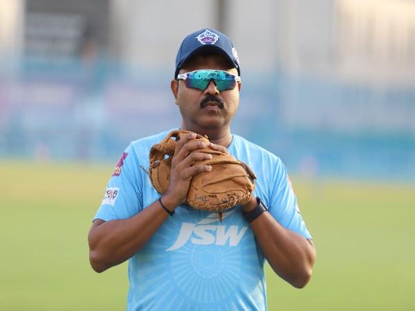 Delhi Capitals assistant coach Pravin Amre (Photo/ Delhi Capitals)