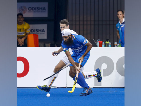 Defender Jarmanpreet Singh (Photo/ Hockey India)