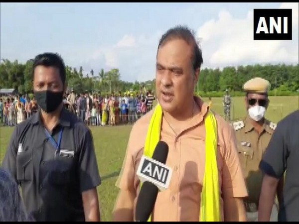 Assam Finance Minister Himanta Biswa (Photo/ANI)