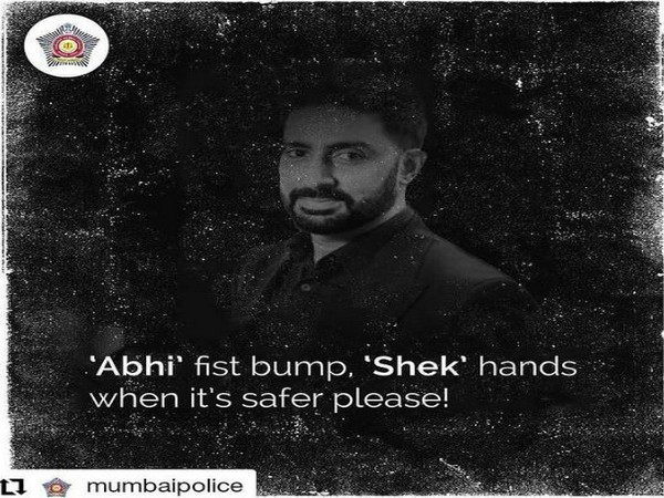 Poster shared by Abhishek Bachchan (Image courtesy: Instagram)