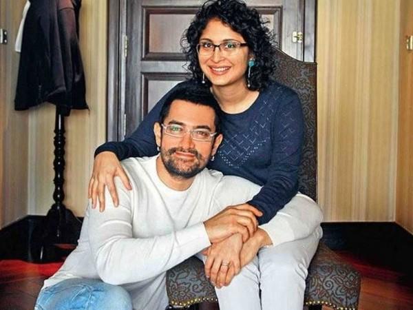 Aamir Khan and Kiran Rao (Image source: Instagram)