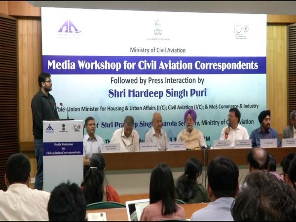 AAI on Thursday organised a day-long media workshop in New Delhi.