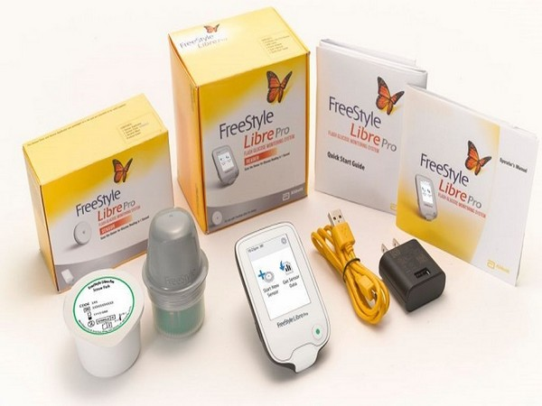 Family of Products - FreeStyle Libre Pro