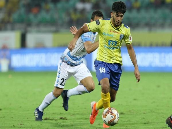 Talented midfielder Sahal Abdul Samad