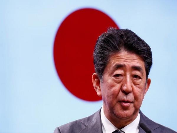 Japanese Prime Minister Shinzo Abe (File photo)