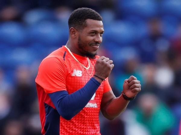 England pacer Chris Jordan