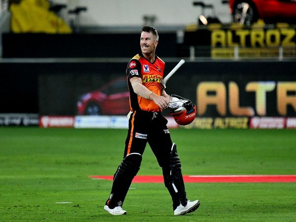 SRH skipper David Warner (Photo/ iplt20.com)