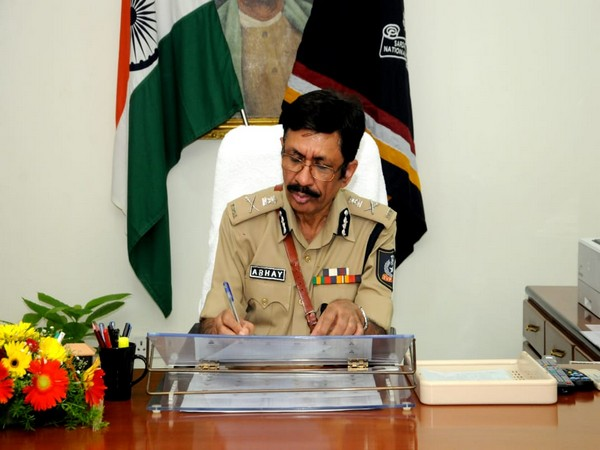 Odisha cadre IPS officer Abhay on Wednesday took over as the director of Sardar Vallabhbhai Patel National Police Academy in Hyderabad, Telangana.