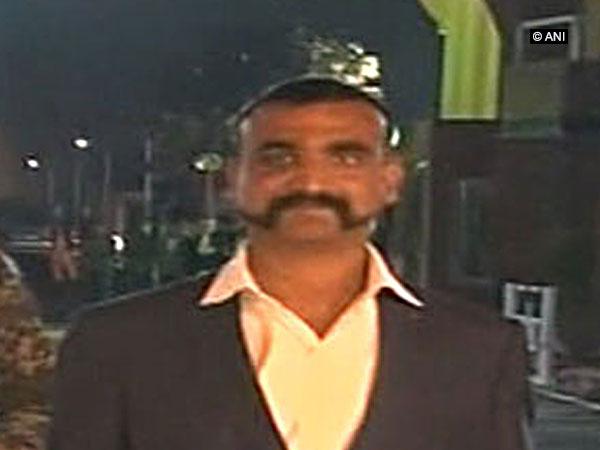 Wing Commander Abhinandan Varthaman. Photo/ANI