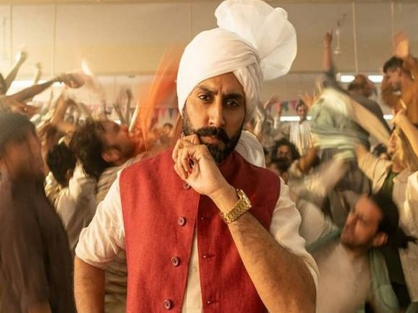 Abhishek Bachchan in a still from 'Dasvi' (Image Source: Instagram)