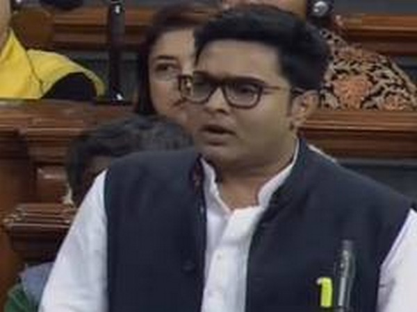 TMC MP Abhishek Banerjee (File Photo)