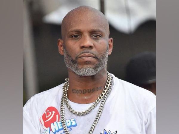 Late American rapper DMX