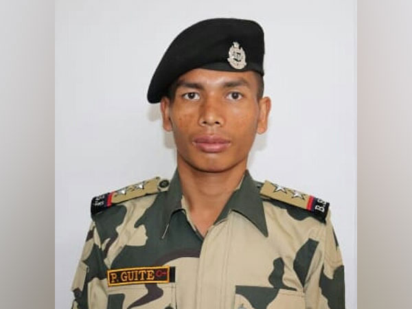 BSF Sub-Inspector Paotinsat Guite (File pic/ANI)