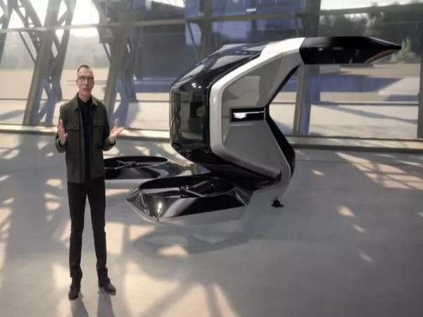 Cadillac Electric Drones concept