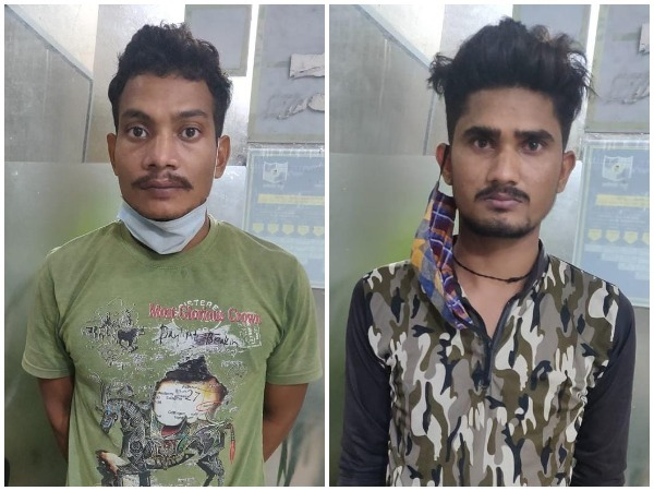 Accused arrested by the police (Photo/ANI)