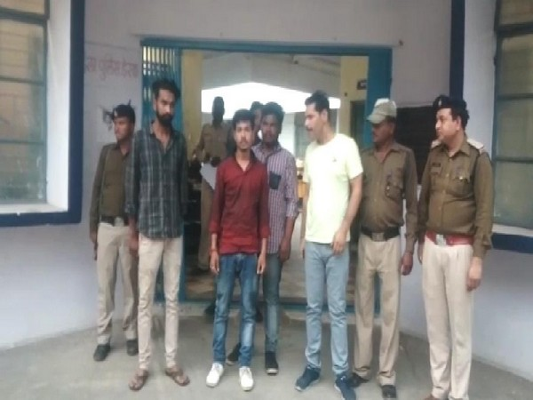 Three arrested in MP with heroin. Photo/ANI